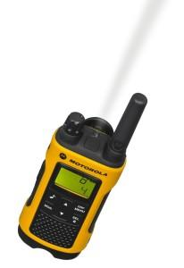 Motorola TLKR T80 Extreme Test