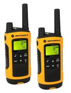 WalkieTalkie Motorola TLKR 80 Extreme mit Headset
