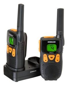 Walkie Talkies mit Headset