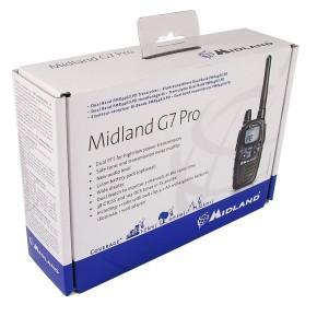 Midland G7 Pro im Test