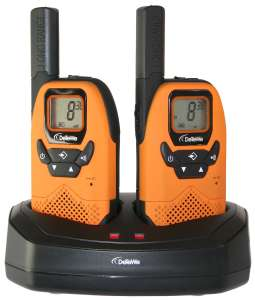 DeTeWe Outdoor 8000 Walkie Talkie 4er Set