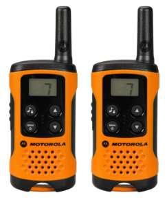 Motorola TLKR T41 Test